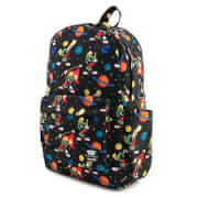 Loungefly Looney Tunes Marvin The Martian Space Aop Backpack