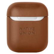 Native Union Classic Leather AirpodsCase - Tan