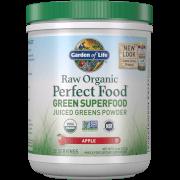 Raw Organic Perfect Food Green Superfood 純天然有機完美食物綠色超級食物 - 蘋果 - 231 公克