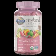 mykind Organics Women's Multi - Berry - 120 Gummies