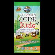 Vitamin Code Kids' Multivitamins 兒童綜合維他命-櫻桃果-60 錠咀嚼錠