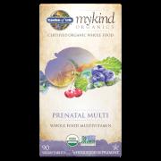 mykind Organics Prenatale Multivitaminen - 90 tabletten