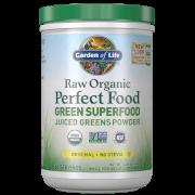 Superaliments Raw Organic Perfect Food Green - Original - 414g