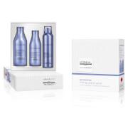 L'Oréal Professionnel Serie Expert Blondifier Trio Pack (Worth $89)
