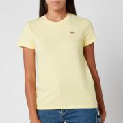 Levi's Women's Perfect T-Shirt - Lemon Meringue