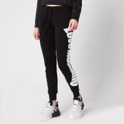 Love Moschino Women's Logo Sweatpants - Black