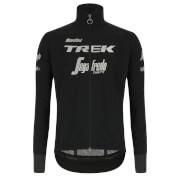 Santini Trek-Segafredo Pro Team Guard Mercurio Rain Jacket
