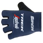 Santini Trek-Segafredo Gloves