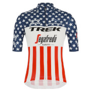 Santini Women's Trek-Segafredo US National Champion Blend Jersey