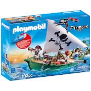 Playmobil Pirate Ship with Underwater Motor (70151)