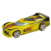 "Hot Wheels 9"" Spark Racer Lights and Sounds"