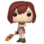 Disney Kingdom Hearts 3 Kairi With Keyblade EXC Pop! Vinyl Figure