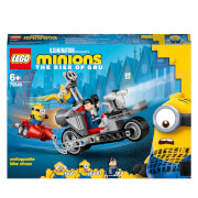 LEGO Minions: Unstoppable Bike Chase Building Set (75549)