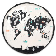 Play & Go World Map Play Mat