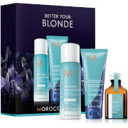 Moroccanoil Better Your Blonde Travel Set