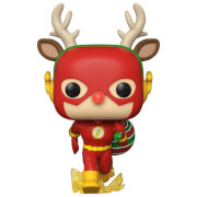 DC Comics Holiday Rudolph Flash Funko Pop! Vinyl