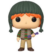 Figurine Pop! Ron Weasley Noël - Harry Potter