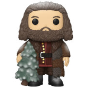 Harry Potter Natale - Rubeus Hagrid 6-Inch Pop! Vinyl Figure