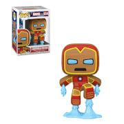 Marvel Holiday Iron Man S3 Funko Pop! Vinyl