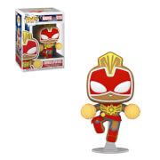Marvel Holiday Captain Marvel S3 Funko Pop! Vinyl