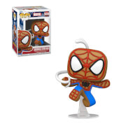 Marvel Holiday Spider-Man S3 Funko Pop! Vinyl