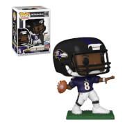 NFL Baltimore Ravens Lamar Jackson Funko Pop! Vinyl