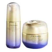 Shiseido Vital Perfection Day Emulsion to Night Treatment Bundle