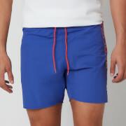 Napapijri Men's Victor Side Logo Swimshorts - Ultramarine Blue