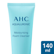 AHC Aqualuronic Facial Cleanser for Dehydrated Skin 140ml