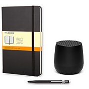 Moleskine The Essential Home Working Kit - Black