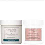 Christophe Robin Medium Haircare Duo (Worth £50.00)