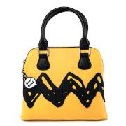 Loungefly Peanuts Charlie Brown Crossbody Bag