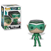 Figurine Pop! Holly Short Métallique EXC - Disney Artemis Fowl