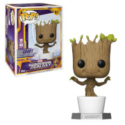 Marvel Dancing Groot 18-Inch Pop! Vinyl Figur
