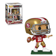 NFL 49ers Jimmy Garoppolo Pop! Vinyl Figure
