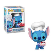 NYCC 2020 Disney Baker Stitch EXC Pop! Vinyl Figure