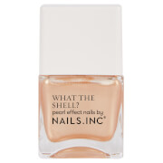 nails inc. What the Shell Call me on my Shell Phone Top Coat 14ml