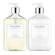 Circa Home Hand Wash and Lotion - Oceanique