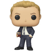 How I Met Your Mother Barney in Suit Funko Pop! Vinyl