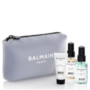 Balmain Limited Edition Cosmetic Bag - Lavender