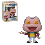 Disney 65 Mr. Toad with Spinning Eyes Funko Pop! Vinyl