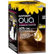 Garnier Olia Permanent Hair Colour - Golden Brown 5.3