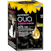 Garnier Olia Permanent Hair Colour - Night Black 1.0