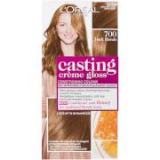 L'Oréal Paris Casting Creme Gloss Semi-Permanent Hair Colour - Dark Blonde 700