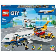 LEGO City Airport: Passenger Airplane (60262)