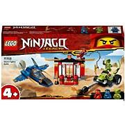LEGO NINJAGO: 4+ Legacy Storm Fighter Battle Toy Jet (71703)