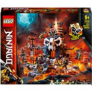LEGO NINJAGO: Skull Sorcerer's Dungeons Board Game Set (71722)