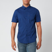 Levi's Men's Garment Dye Standard Shirt - Blueprint