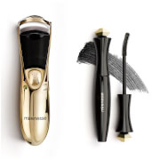 mirenesse iCurl Twin Heated Eyelash Curler and iCurl 24 Hour Mascara
