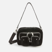 Núnoo Women's Ellie Teddy Cross Body Bag - Black